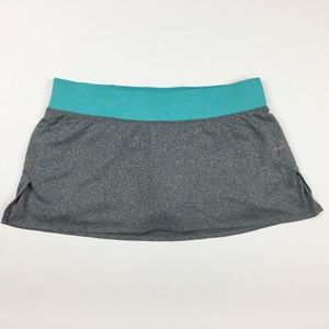 NIKE Dri-Fit Knit Tennis Running Golf Skort Skirt